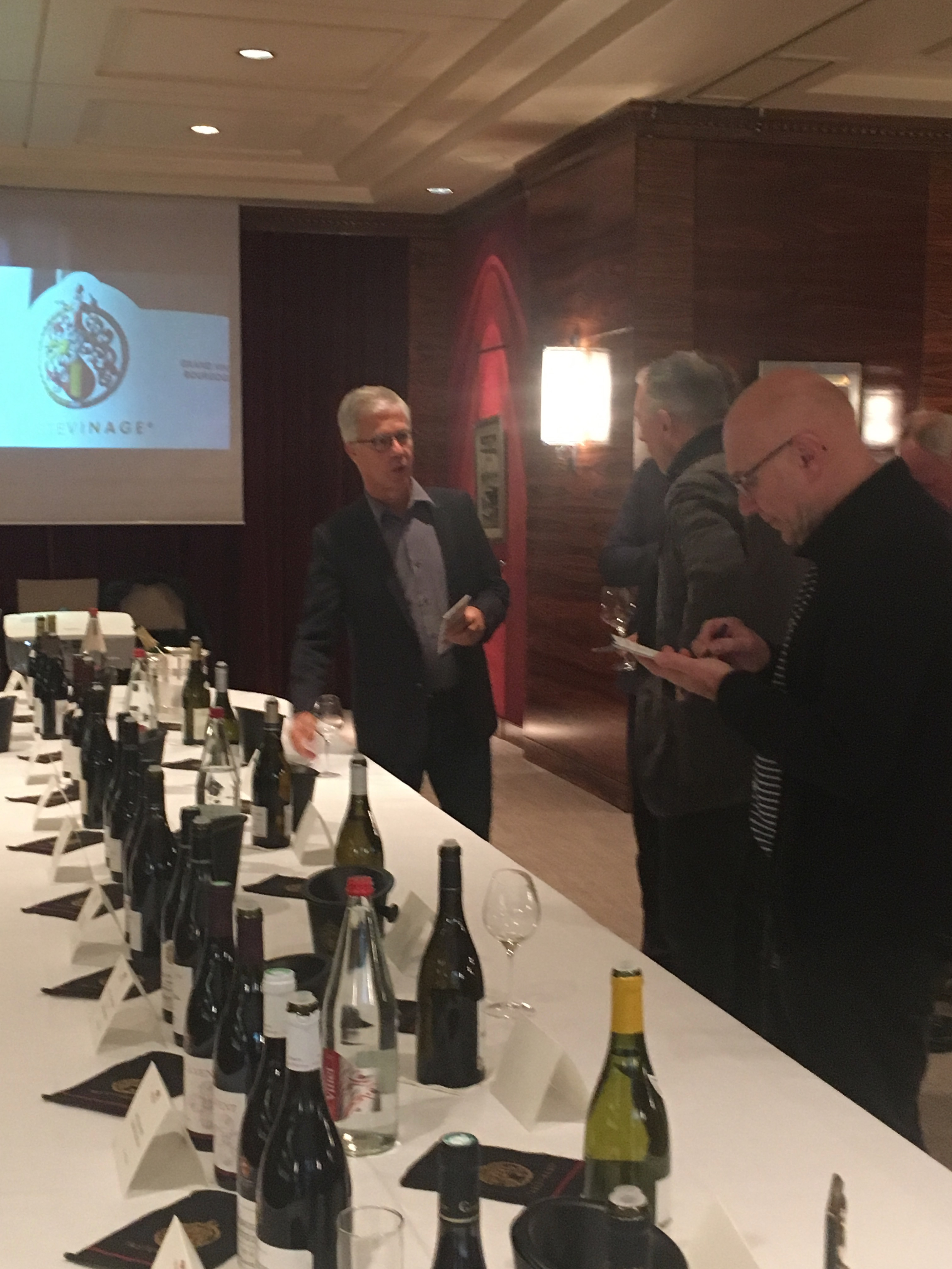 "Masterclass Vinitaly : ""The Tastevinage Major, discovers 17 jems of Burgundy"""